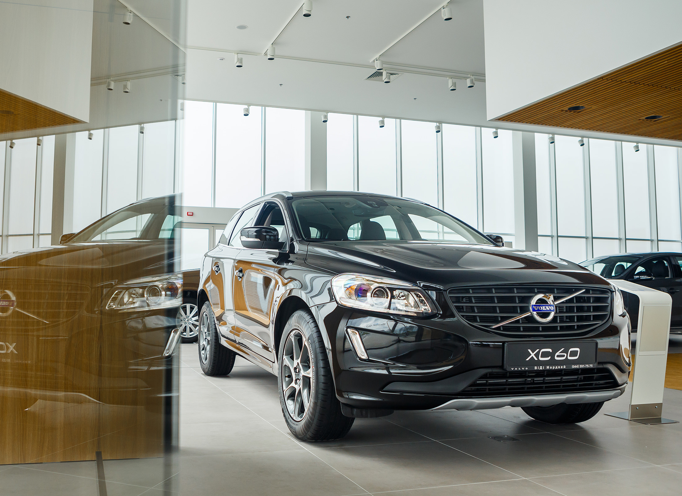 volvo-showroom